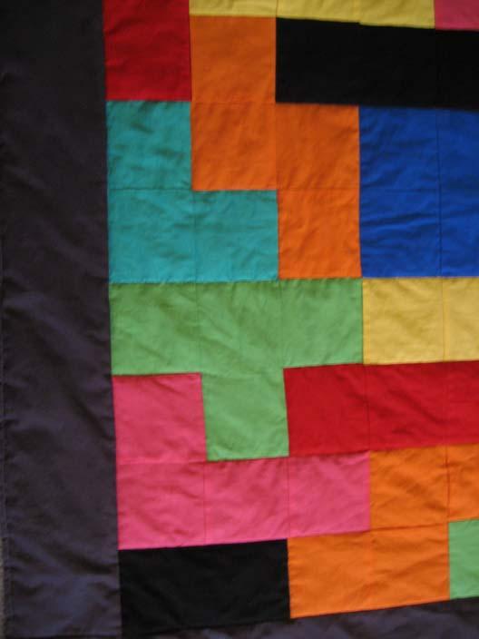 Tetris Quilt 03