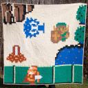 Zelda Quilt of Power