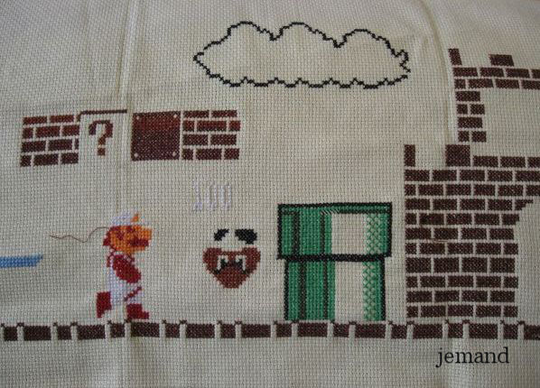 Mario Progress