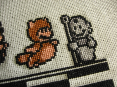 Mario Ages Finished 05