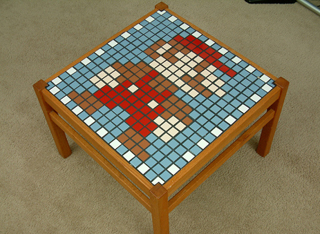 mario table top