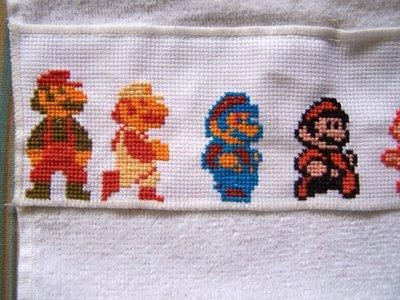 Mario Towel 01