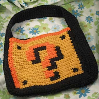 Crochet Pattern For Bingo Bag : CROCHET BAG VIDEO ? Crochet For Beginners