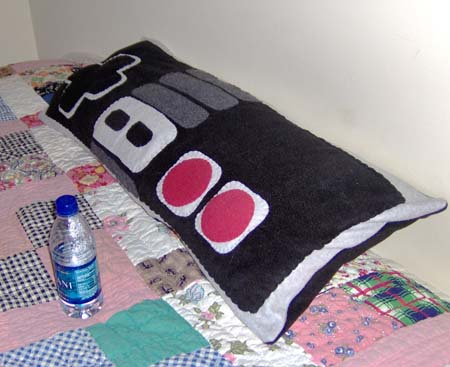 Nintendo Pillow