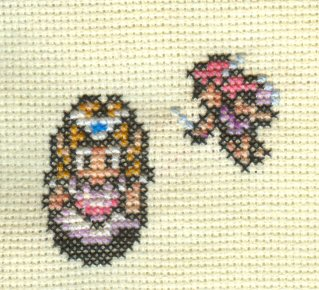 Zelda Cross Stitch