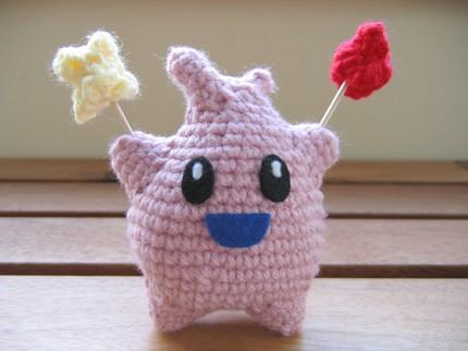Olaf Amigurumi Free Pattern : Luma Monday Amigurumi Crochet Sprite Stitch