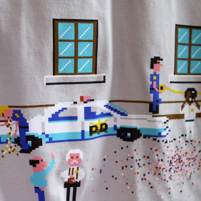 Police Quest T-Shirt 02