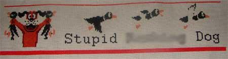 Duck Hunt Cross Stitch