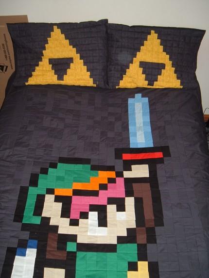 Legend of Zelda Bedset