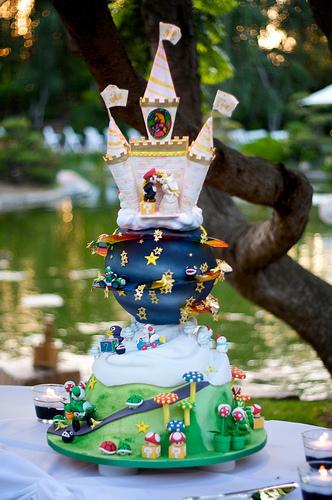 Mario Kart Cake 01