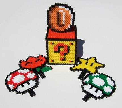 Mario Keepsake Box 01