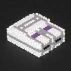 Perler Bead SNES