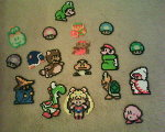 All Perler Beads