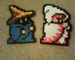 Final Fantasy Perler Beads