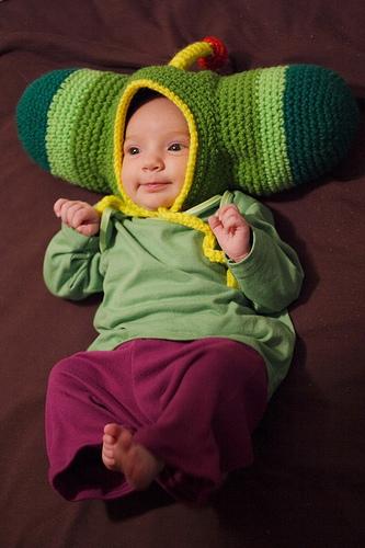 Katamari Baby Hat