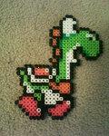 Yoshi Perler Beads