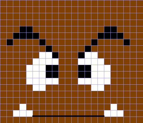 Goomba Beanie Pattern