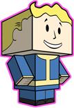 Vault Boy Papercraft