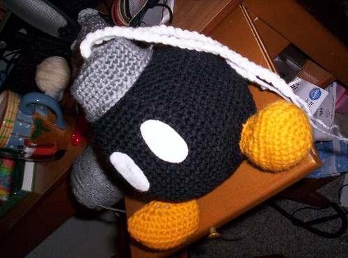Mario Star Crochet Hat And Pattern Sprite Stitch