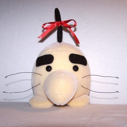 Mr. Saturn Plushie