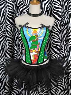 Legend of Zelda Corset