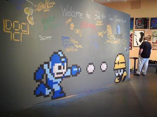 8-bit Artist\'s Paintings   Sprite Stitch