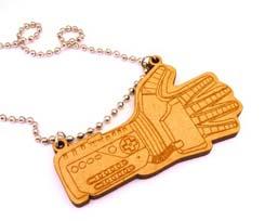 Power Glove Necklace