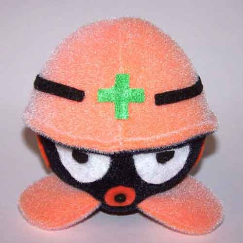 Megaman Mettaur Plushie