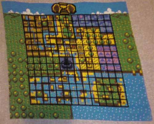 link zelda oracle of ages map stitch