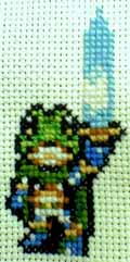 chrono trigger cross stitch