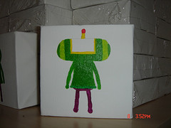 Katamari Cousins Paintings 03