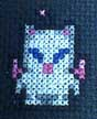 moogle cross stitch
