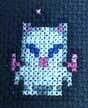 moogle cross stitch