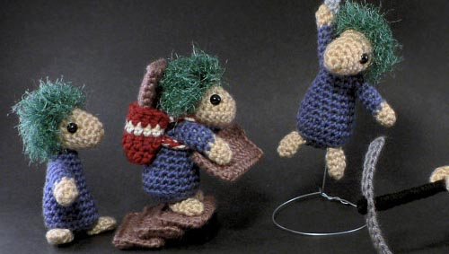 Amigurumi Lemmings 02
