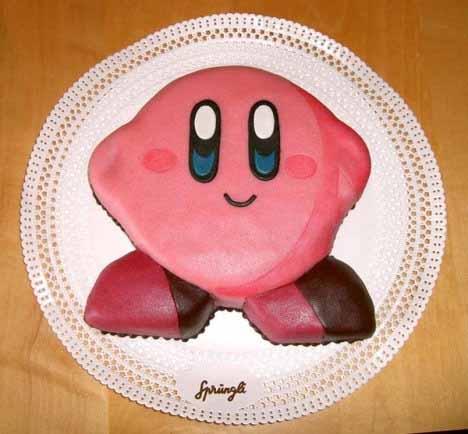 Kirby Death Cake 01