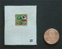 Tiny Frygar Cross Stitch