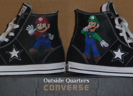 Mario And Luigi Shoes