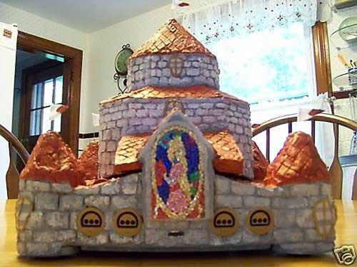 Princess Peach Castle Case Mod