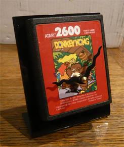 Donkey Kong Atari Clock