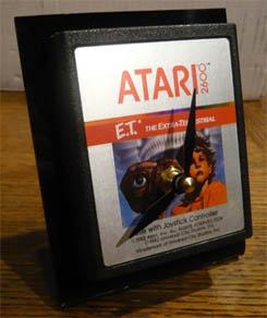 ET Atari Clock