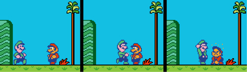 Bitter Luigi 2 Pattern Thumbnail