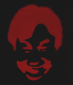 Miyamoto Jack o Lantern pumpkin
