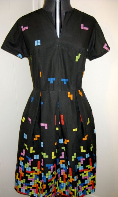 Tetris Dress