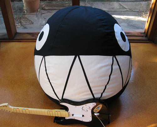 Chain Chomp Bean Bag