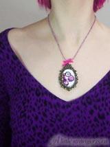 yoshi necklace mario jewlery
