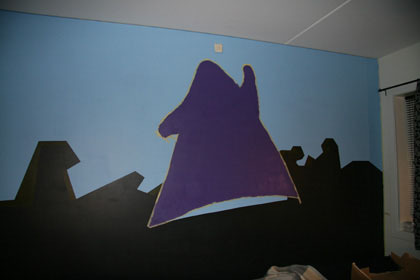 day of the tentacle wall mural 3