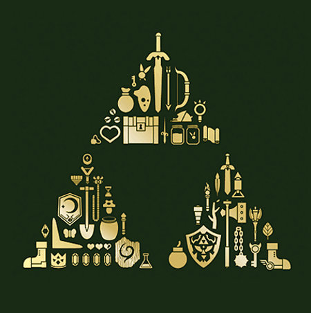 triforce t shirt zelda