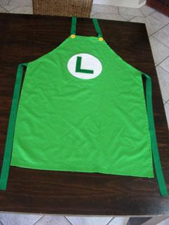 Luigi Craft