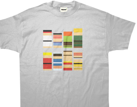street fighter ii shirt