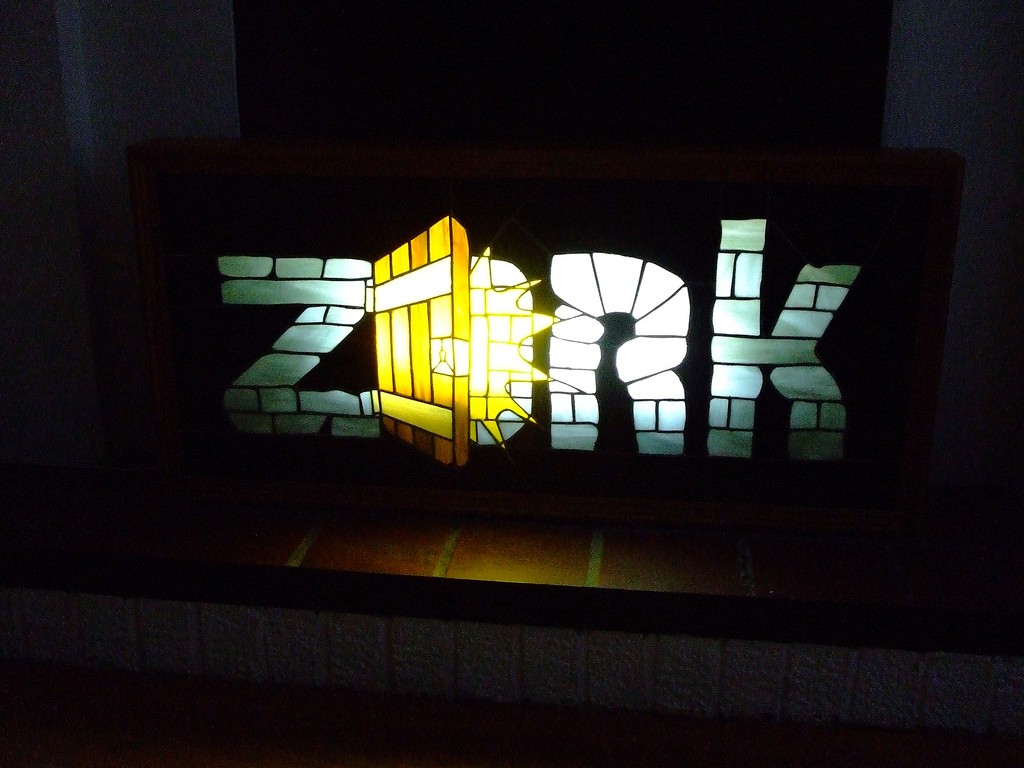 zork stained glass